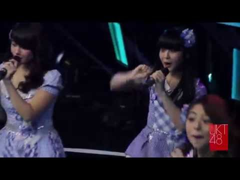 Oshi Cam at iClub48: JKT48 - Gingham Check