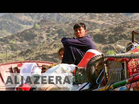 Returning Afghan refugees struggle to resettle