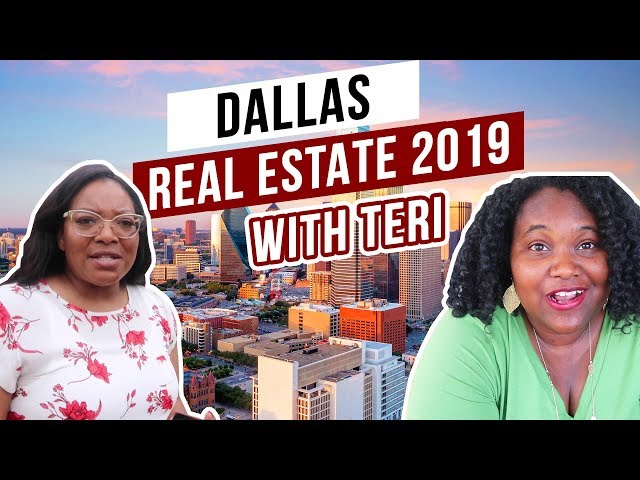 Dallas Real Estate 2019  Boom or Bust? – Dallas Video