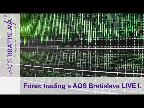 Forex trading s AOS Bratislava LIVE I.
