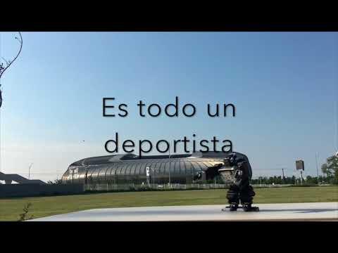 Robot ITNL, Nuevo refuerzo de Rayados? // Estadio de Rayados// Monterrey// Electronica de potencia