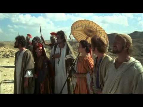 "Life of Brian - scene 1 - ""Blessed are the meek"""