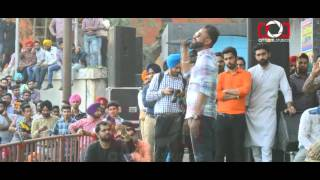 Amrit maan live performance part 2 || mehfil 3 || punjabi university patiala || attizm