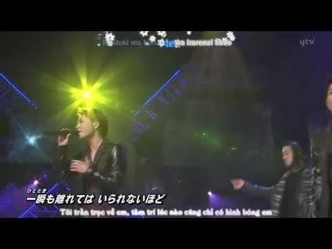 [Vietsub + kara][Nyaa] Hanabi - J Soul Brother live in Best Hit