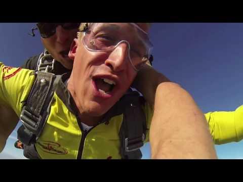 Saut en parachute 27/07/2014 (jordan) spa