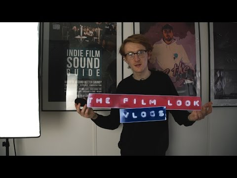 Our Posters Arrived! | Vlog #25 | The Film Look