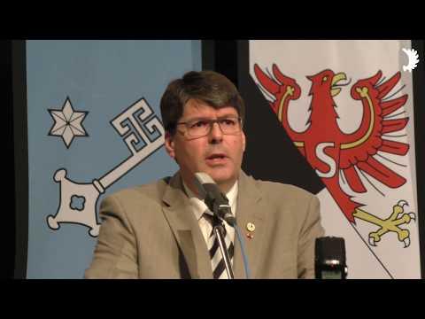 Stephan Grigat: Zukunft für Ostpreußen, Einigkeit und Recht und Freiheit für Deutschland