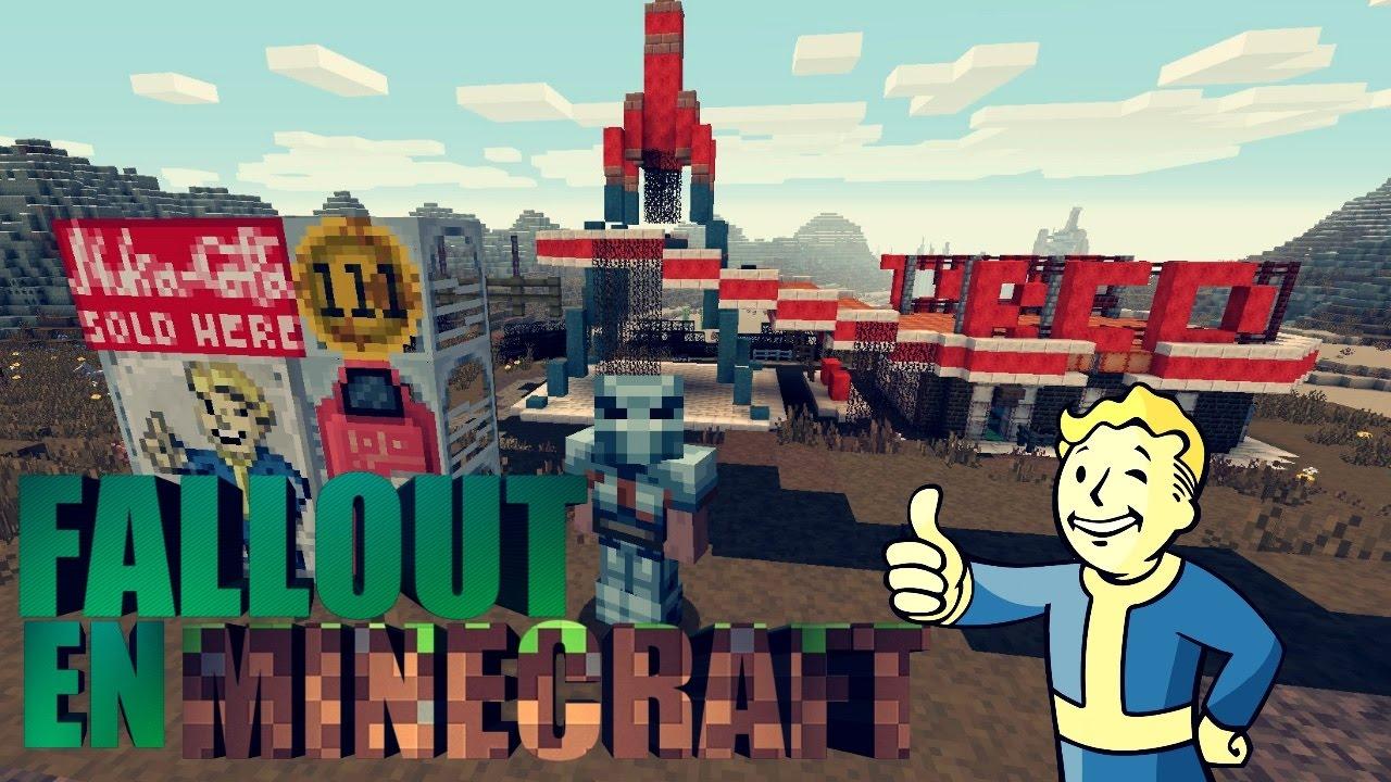 Minecraft Fallout