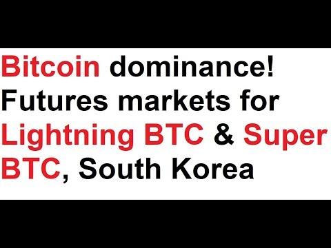 Futures Markets For Lightning BTC Super South Korea Real Life