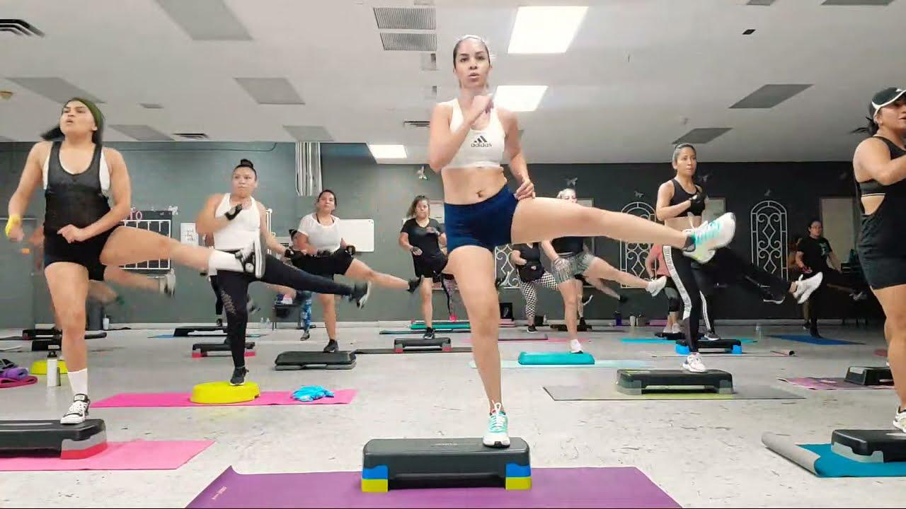Step Workout 🔴