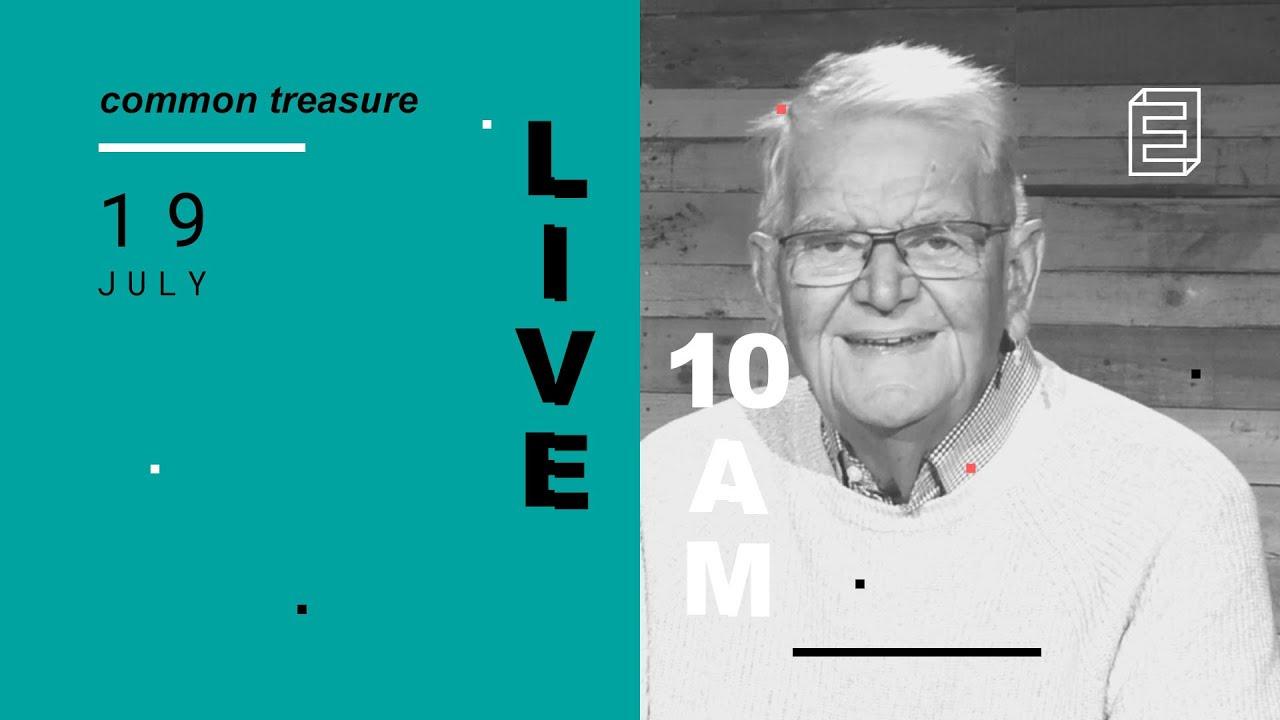 Emmanuel Live Online Service // 10am Sun 19 July 2020 Cover Image