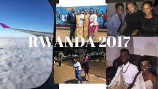 VLOG: Kigali, Rwanda 2017 🇷🇼