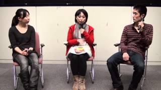 第1回マイノリティ・ドキュメンタリー映画祭2012『そして彼女は片目を塞...