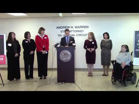 SAO13TH Press Conference: Disarming Domestic Abusers