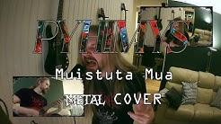Pyhimys - Muistuta mua (Metal cover)