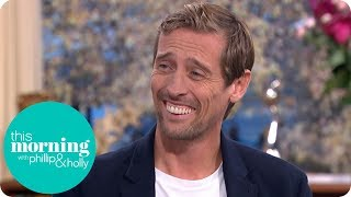 Peter Crouch Reveals What He Doesn