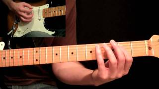 Palm Muting Technique - Beginner Guitar Lesson