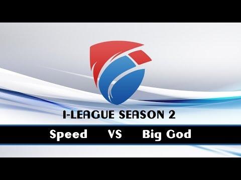 [ Dota2 ] Speed vs BigGod - I-League Season 2 - Thai Caster