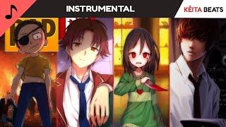 Instrumental - Rap dos Manipuladores | Chara, Ayanokoji, Kira, EvilMorty | Kêita Beats Ft. Tauz