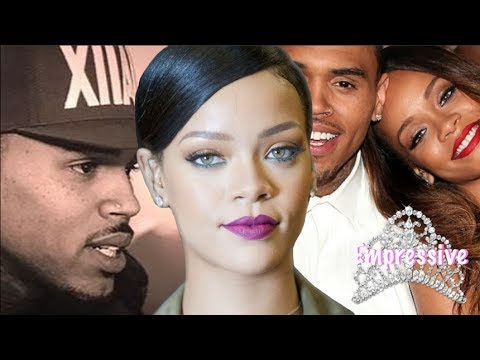 Chris Brown says he planned to marry Rihanna?!