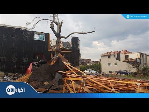 إعصار يضرب أوتاوا ويسبب أضرارا جسيمة  - نشر قبل 7 ساعة