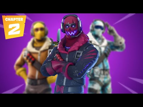RAPTOR 3.0 - Fortnite Chapter 2