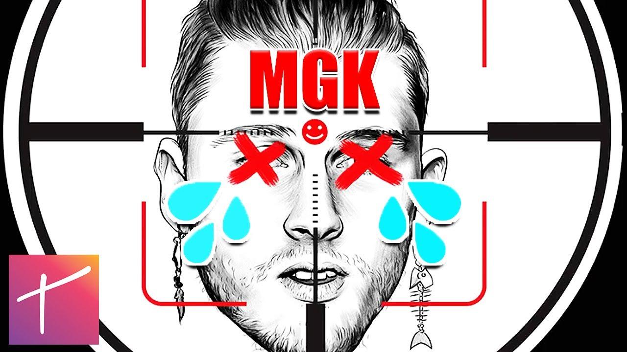 "Eminem Drops Machine Gun Kelly Diss Track ""Killshot"""