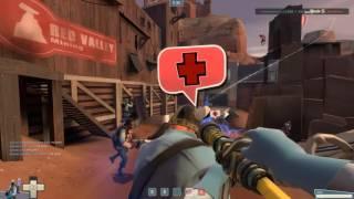 Team Fortress 2 КВ с no name team на Бадлансе