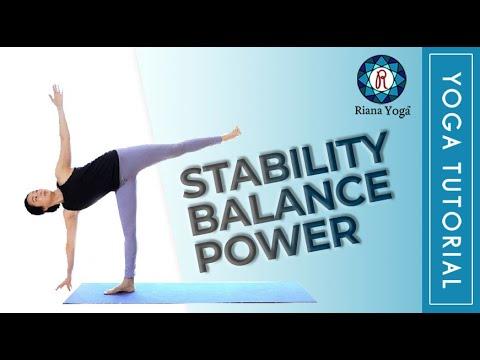 yogatutorial 9  benefits of half moon pose ardha