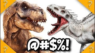 Why didnt the INDOMINUS Rex communicate with REXY