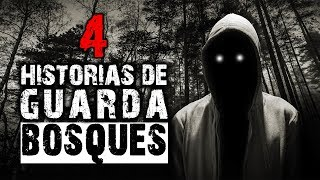 4 Experiencias extrañas de GUARDABOSQUES II│ MundoCreepy │ NightCrawler