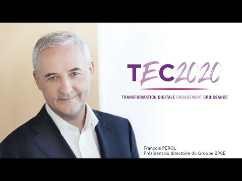 Interview Francois Perol Bpce - Plan strategique 2018-2020