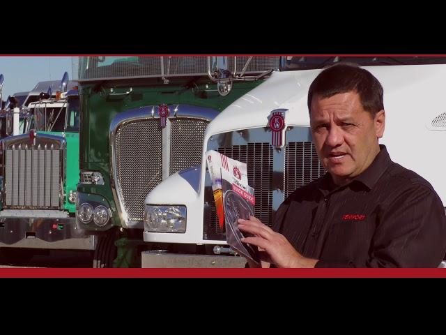 Kenworth T659 Driver Familiarisation & Handbook