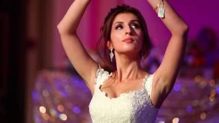 Красивый танец невесты. Армянская свадьба.