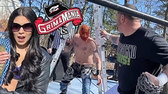 FIGHTING FOR A FRIDGE in CRAZIEST MITB LADDER MATCH EVER! GTS GRIMAMANIA PPV 2020