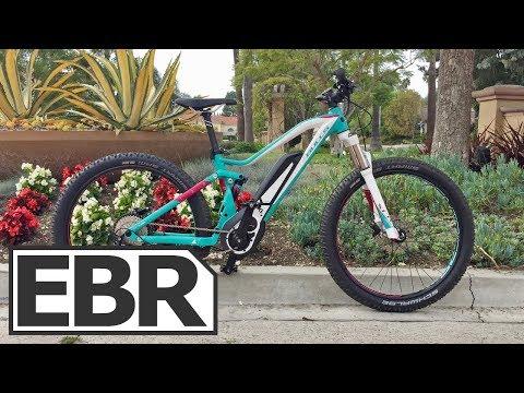BULLS Aminga TR 1 Video Review - $4.3k Women's Electric Cross Country Mountain Bike
