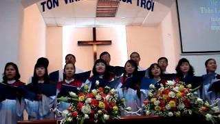 Ơn Chúa dẫy đầy- HTTL Thanh Đa- Lễ 19g15 11032012