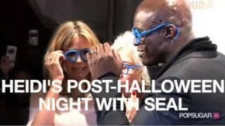 Heidi Klum Talks About Her Halloween Costume