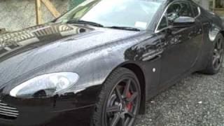 Car137.com Test Drives: Aston Martin V8 Vantage