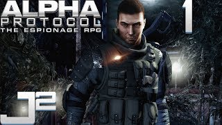 Alpha Protocol Recruit Campaign - Newbie At Your Service - Part 1 Gameplay