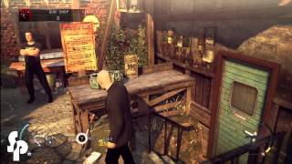 Back in Black - Hitman: Absolution Playthrough - Part 7