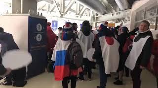 Матч Россия Корея в хоккей перед Олимпиадой