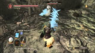 Dark Souls 2 Weapon Showcase: Blue Flame