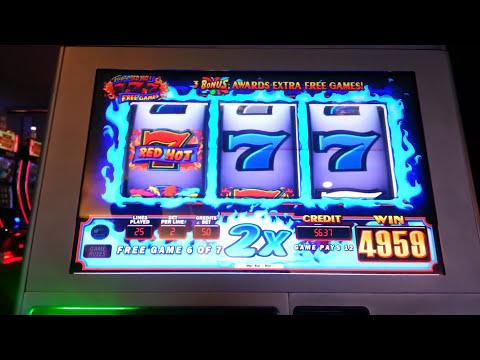 Video 777 free slots
