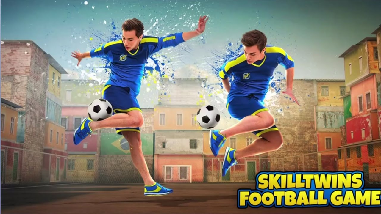 SKILLTWINS FOOTBALL GAME 2 Part 3 Android / iOS