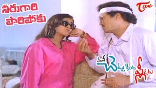 Chettu Kinda Pleader Songs    Neerugari Paripoku Video Song    Rajendra Prasad    Kinnera