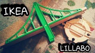 LILLABO, New Ikea train set pieces