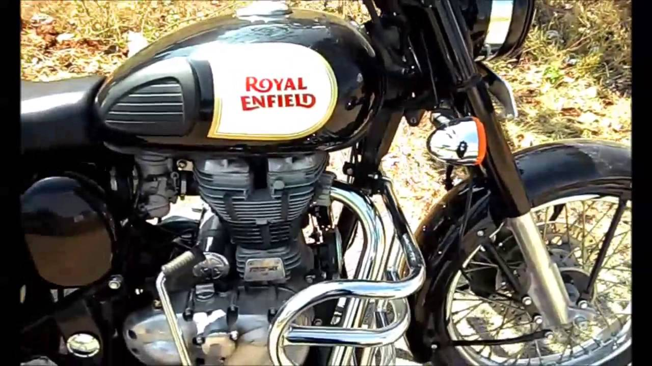 Royal Enfield Classic 350 How To Reduce Handlebar Vibrations Youtube