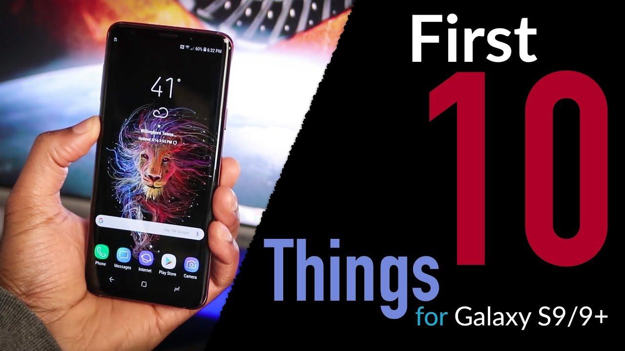 SAMSUNG GALAXY S9 ONEDRIVE 100GB