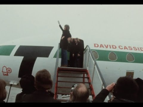 ♥ David Cassidy...arrives at Schiphol Airport- March 11, 1973 ♥